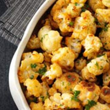 Smoked Cauliflower