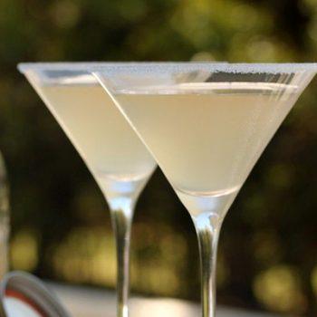 Apple Balsamic Cocktail