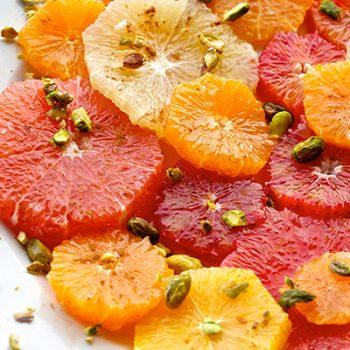 Citrus Salad with Prosecco