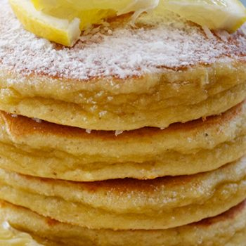Lemon Griddle Cakes