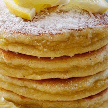 Lemon Griddle Cakes