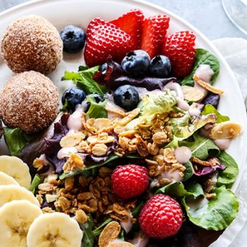 Monogram Breakfast Salad