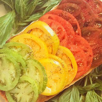 Tomato Ombre