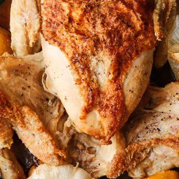 No-Fail Roast Chicken
