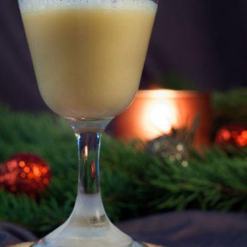 Santa's Whiskey Flip