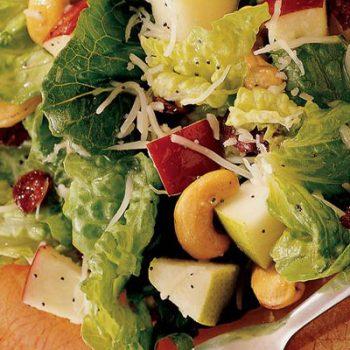 Winter Poppyseed Salad