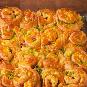Best Breakfast Pinwheels