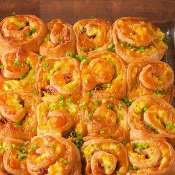Best Breakfast Pinwheels