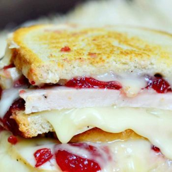 Thanksgiving Gilled Cheese