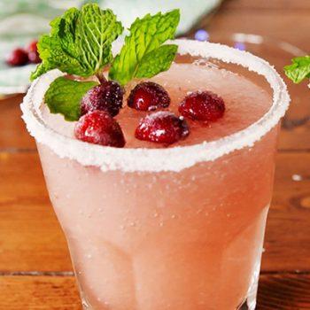 Mistletoe Margaritas