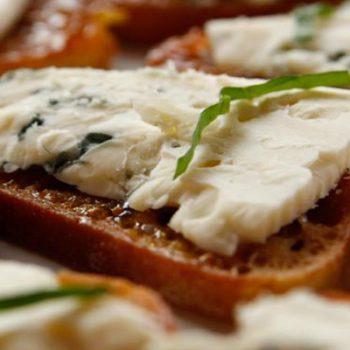 Fig & Cheese Bruschetta