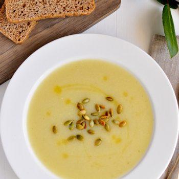 Winter White Soup