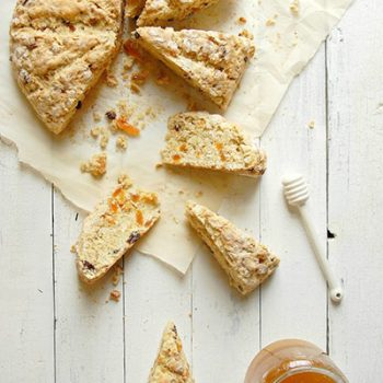 Irish Oatmeal Scones
