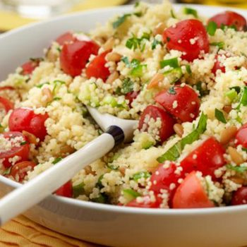 Tomato-Mint Couscous