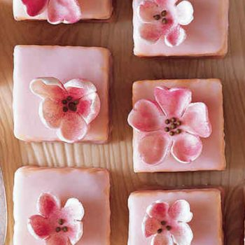 Almond Petits Fours