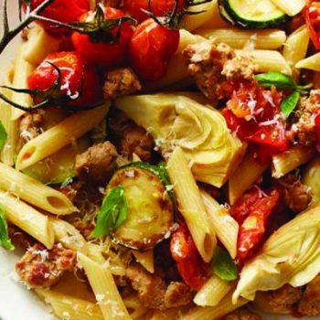 Farmer's Market Pasta
