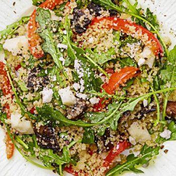 Veggie Couscous Salad