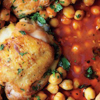Roasted Harissa Chicken