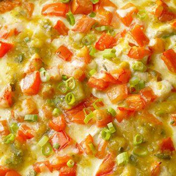 Verde Chicken Casserole