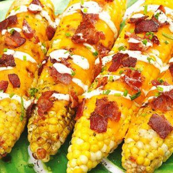 Cheddar Bacon Ranch Corn
