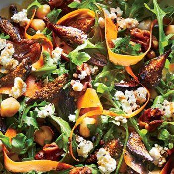 Fig & Arugula Salad