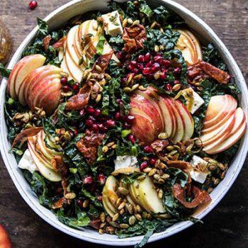 Apple & Kale Salad