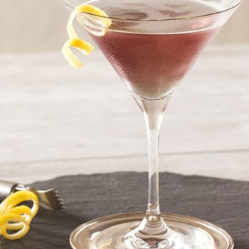 Purple Haze Martini