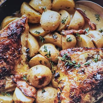 Sage Chicken Supper