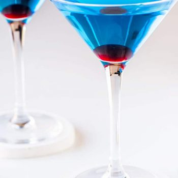 Red White & Blue Cocktail