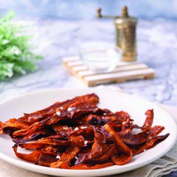 Vegan Carrot Bacon